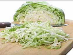 Заготовки из капусты